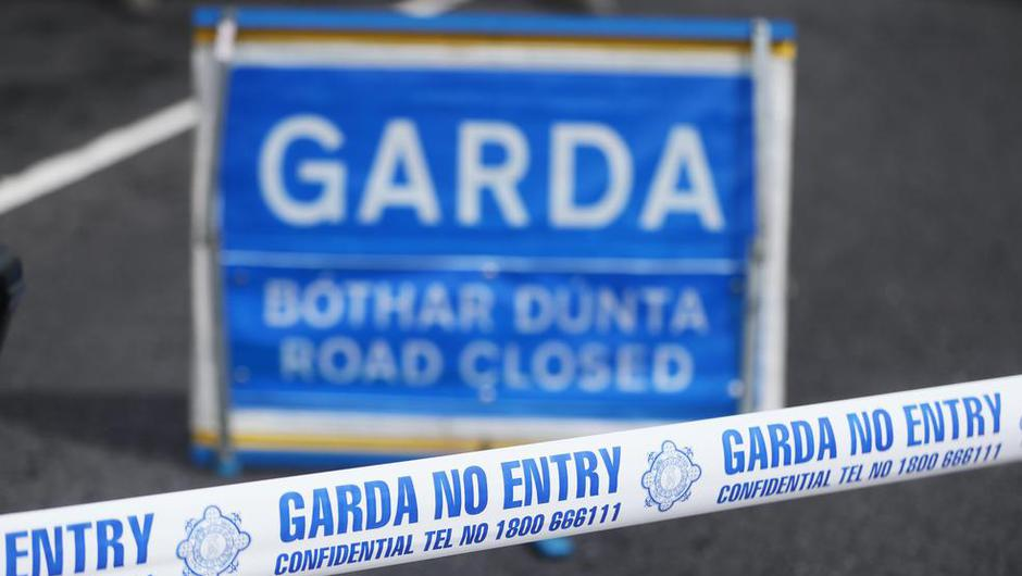 The man was killed at Aghamarta in Crosshaven this afternoon.