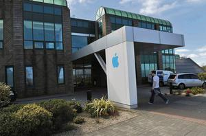 Apple Operations International, a subsidiary of Apple Inc, in Hollyhill, Cork,