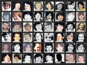 48 people died and more than 200 were injured in the Stardust fire 40 years ago