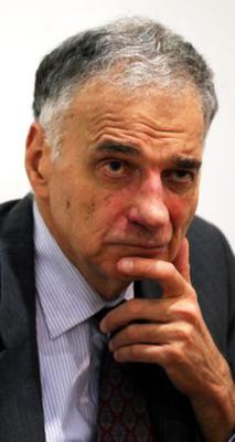 Ralph Nader reputedly coined the term 'whistleblower'