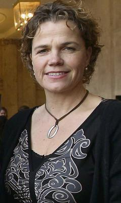 Denise Charlton, Chief Executive of the Council