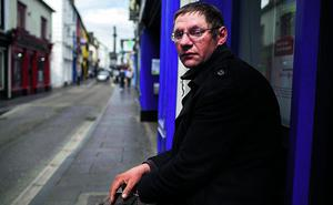 06/05/2013 Peter Baram pictured in Ennis Monday following the death of his friend Josef Pavalka. Photograph by Eamon Ward