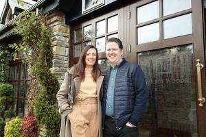 Tricia & Marty Kelly, Mulroy Woods Hotel, Milford, Co. Donegal