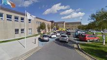 University Hospital Waterford Photo: Catherine Devine