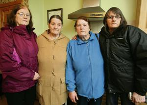 Sisters of Toddy Dooley, Rose Murphy, Ann Fennessy, Kathleen Darby and  Cora McCauley. Photo: Frank McGrath