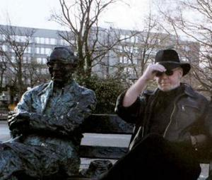 Mr Reilly (right) penned Bagatelle's best-known song, Summer in Dublin