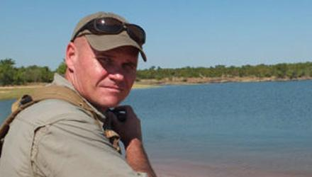 Rory Young was the president and co-founder of the Chengeta Wildlife NGO