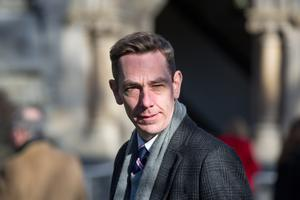 Ryan Tubridy has also tested positive for Covid-19