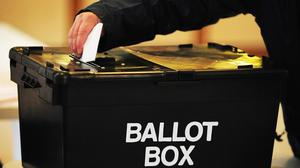 'Voters who want change are not spoilt for choice. ' (stock photo)