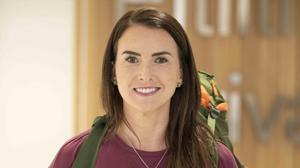 One of the lucky ones: Marianne Hennigan took on work in a hospital after returning from Australia to answer the Be on Call for Ireland initiative, and is now set to embark on the GP programme