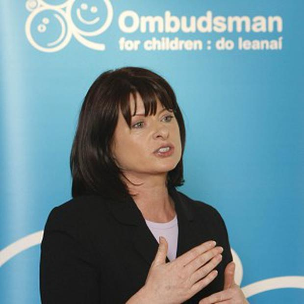 Ombudsman Emily Logan said a breakdown in communication between the HSE and the child's mother prevented the authority fulfilling its duties