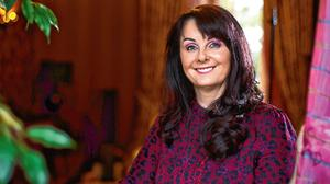 Bestseller: Novelist Marian Keyes says novels written by men are automatically given more weight than those by women