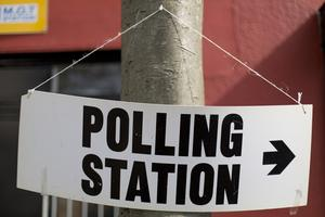 'Shifting election day is virtually impossible.' Stock image: Yui Mok/PA