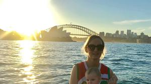 Eileen Breen, from Fermanagh, has been living in Sydney for eight years