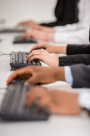 Office workers will be able to return from September 20. Photo: Stock image