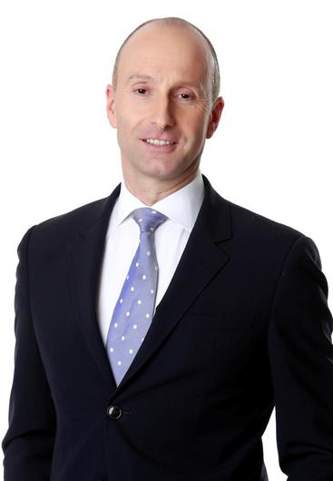 Managing director of RTÉ News and Current Affairs Jon Williams