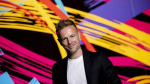 Nicky Byrne used a mobile studio at his home to record new music