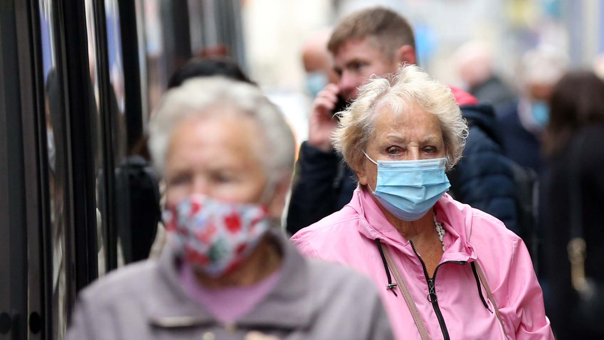Photo of Thousands fail to wear face masks as policing in disarray   Independent.ie