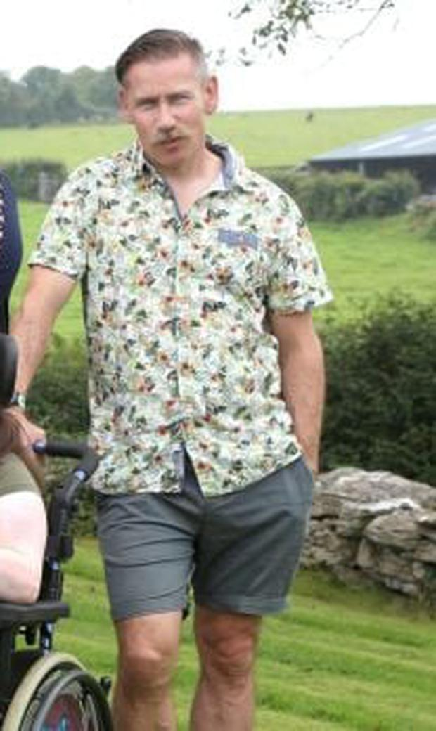 Carl Dempsey died suddenly while taking part in the Gaelforce race yesterday.
