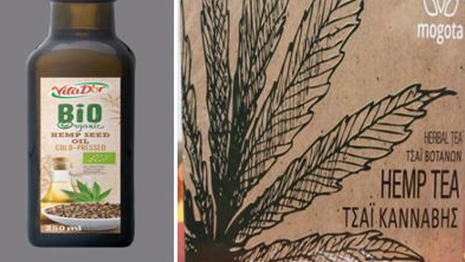 Lidl is recalling two hemp products due to a concern of elevated levels of THC. Photo: FSAI