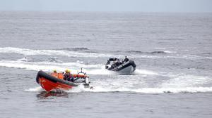 Divers from the Irish Naval Service have recovered a body from the base of the Cliffs of Moher. Photo: Press 22