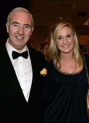 Sean Dunne and his wife and Gayle