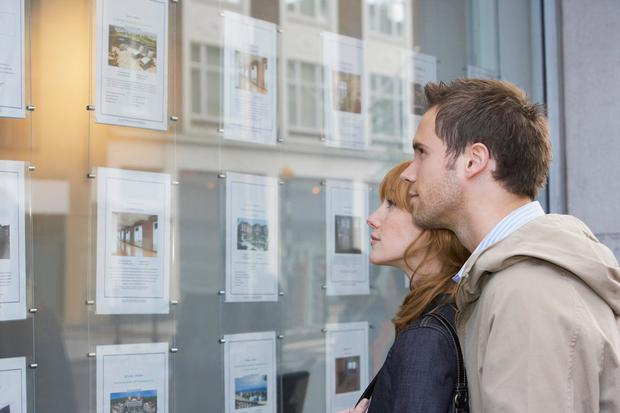 House prices could return to levels not seen since the Celtic Tiger era, experts have warned. Stock image