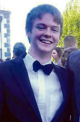 Patrick Halpin disappeared on trip to London with Dublin City University drama society