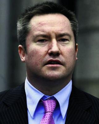 LYNN; (MICHAEL) ; FAILS TO TURN UP AT COURT-SOLICITOR AND PROPERTY DEVELOPER FACING  ALLEGATIONS OF MAJOR  MORTGAGE FRAUD  (12/12/07)       ***SEE HI CT STORY   PIC SHOWS; FILE SHOT -FOLLOWING    A PREVIOUS  APPEARANCE AT COURT,  MICHAEL LYNN, THE SOLICITOR AND PROPERTY  DEVELOPER   LEAVING COURT AFTER HE HAD APPEARED BEFORE THE PRESIDENT OF THE HIGH COURT  IN OCTOBER LAST.   LYNN IS A THE  CENTRE OF  ALLEGATIONS OF MAJOR MORTGAGE FRAUD.   PIC: COURTPIX.)