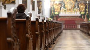 The number of people allowed attend church increases to 50 on Monday, June 29, and it is planned to further increase this to 100 people from July 20. Stock picture