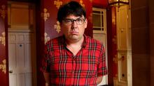 """Causing upset: Graham Linehan has """"repeatedly violated"""" Twitter's rules. Credit: ©Telegraph"""