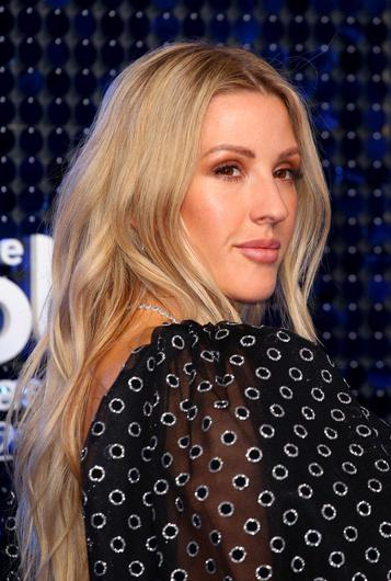 Ellie Goulding spoke of her battle with panic attacks