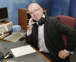 John Murray has thanked his listeners for their support