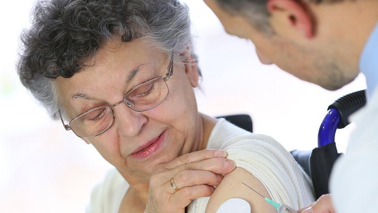 Inoculation levels in care homes hit 99pc for staff and ...