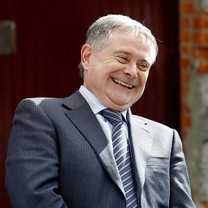 Brendan Howlin took part in talks with unions on a public sector pay deal