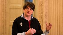 DUP leader Arlene Foster. Picture: PA