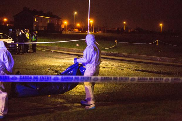 Body parts found in bag in North Dublin