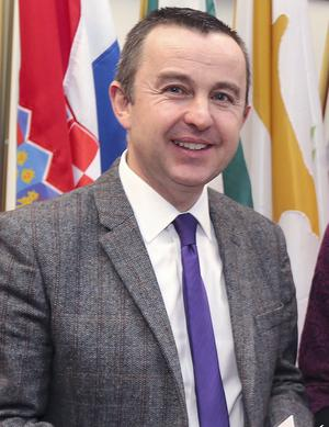 Brian Hayes of the Banking and Payments Federation