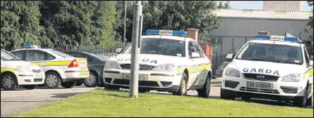 The garda fleet is to get over 300 new vehicles