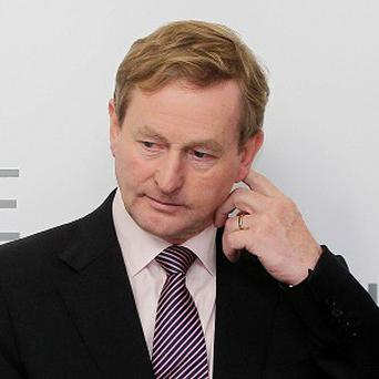 Enda Kenny insists tough negotiations will be needed to reach a deal on the EU's seven-year budget