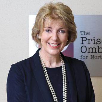 Prisoner Ombudsman Pauline McCabe is due to step down from the role in May (Darren Kidd/Press Eye/PA)