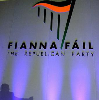 A new opinion poll has placed Fianna Fail at the top of the popularity chart for the first time since the onset of the financial crisis