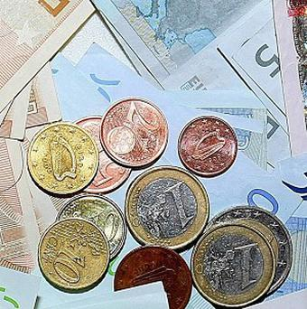 A report predicts that spending power for Irish households will be almost unchanged in 2013