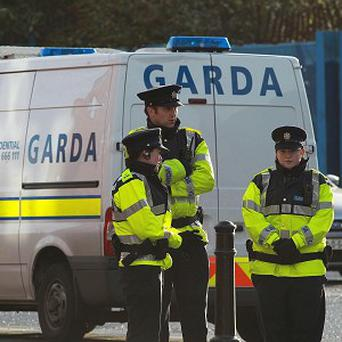 Gardai have arrested two men after 700,000 euro worth of cannabis were seized in Co Cavan
