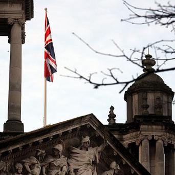 The Union flag now only flies over Belfast City Hall on 18 days per year