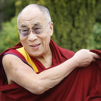 The Dalai Lama is to visit Londonderry in April