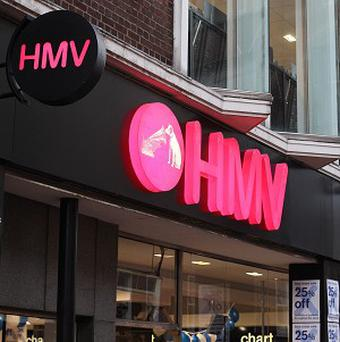 HMV Ireland was put into receivership earlier this year