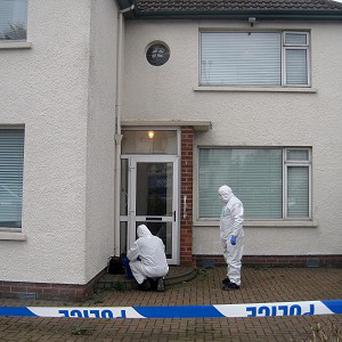 Stephen Davidson was found dead at his house in Ballyholme