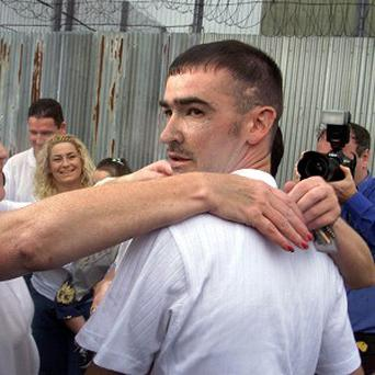 Sean Kelly received nine life sentences for the Shankill Road bombing in 1993