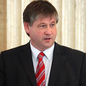 Basil McCrea had been at odds with the UUP leadership and Mike Nesbitt for some time